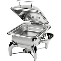 APS Chafing Dish GN 2/3 GLOBE 44 x 41 cm, H: 34 cm
